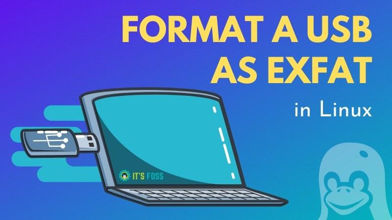 Exfat Linux